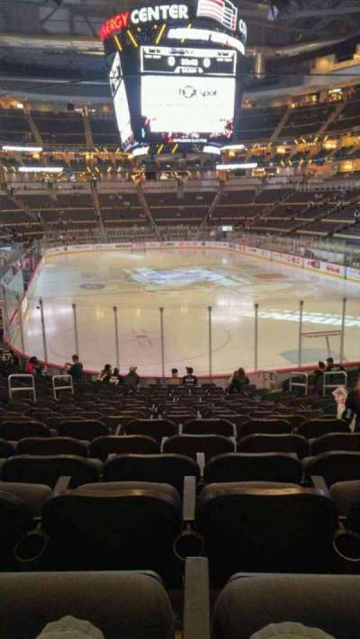 PPG Paints Arena, section: 119, row: S, seat: 10