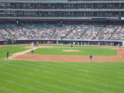 Progressive Field, section: 309, row: B