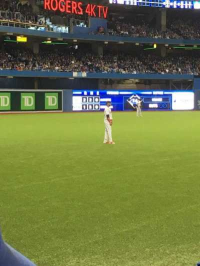 Rogers Centre, section: 130DL, row: 6, seat: 103