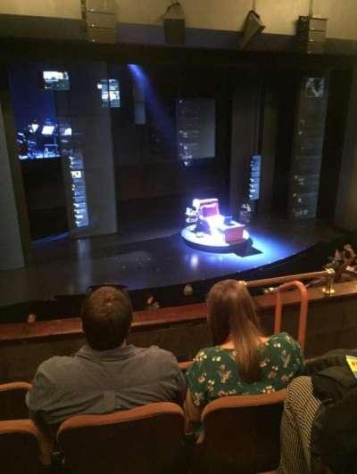 Music Box Theatre, section: Mezzanine, row: D, seat: 7