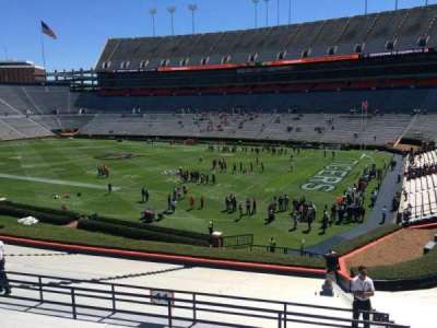 Jordan-Hare Stadium, section: 11, row: 37, seat: 5