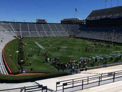 Jordan-Hare Stadium, section: 14, row: 37, seat: 5