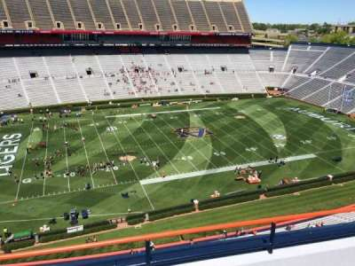 Jordan-Hare Stadium, section: 103, row: 5, seat: 7