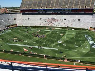 Jordan-Hare Stadium, section: 109, row: 5, seat: 7