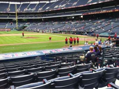 Turner Field section 114R