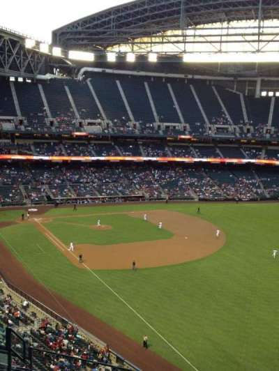 Chase Field, section: 301, row: 11, seat: 13