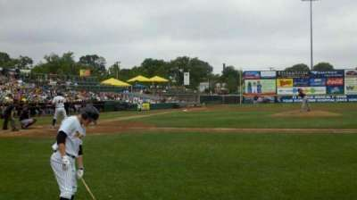 Arm & Hammer Park, section: 7, row: BB, seat: 6