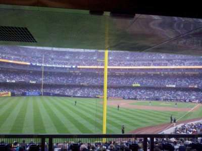 Yankee Stadium section 132S
