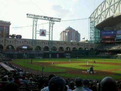 Minute Maid Park, section: 119, row: 25, seat: 5