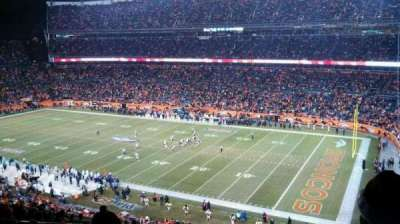 Invesco Field at Mile High, section: 331, row: 18, seat: 5