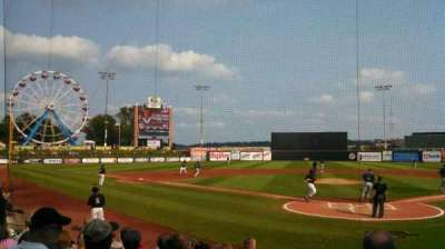 Modern Woodmen Park, section: 6, row: K, seat: 14