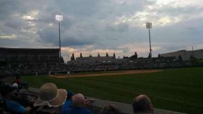 Joseph L. Bruno Stadium, section: 340, row: 3, seat: 9