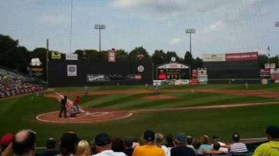 Hadlock Field, section: 104, row: L, seat: 9