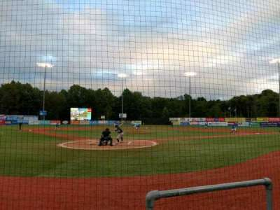 Dutchess Stadium section 106