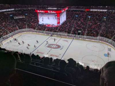 Centre Bell section 335