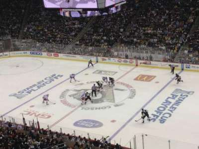 PPG Paints Arena, section: 234, row: A, seat: 11