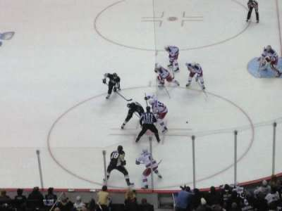 Consol Energy Center, section: 234, row: A, seat: 11