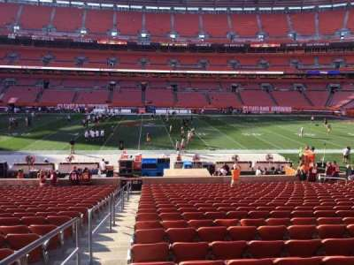 FirstEnergy Stadium section 109