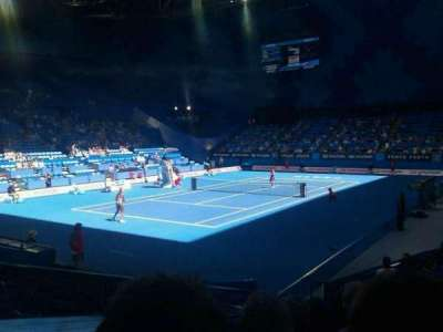 Perth Arena, section: 207, row: F, seat: 09