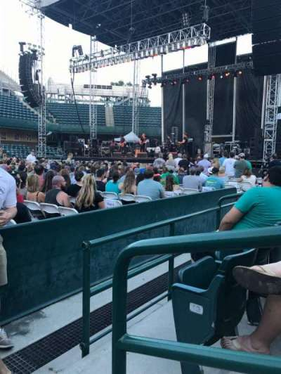 Family Circle Tennis Center, section: 118, row: 20, seat: 7
