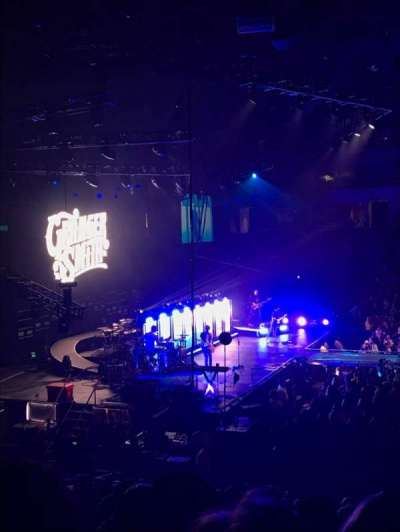 SNHU Arena, section: 108, row: R, seat: 7/8