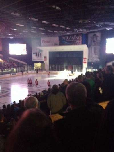 Utica Memorial Auditorium, section: 205, row: J, seat: 13