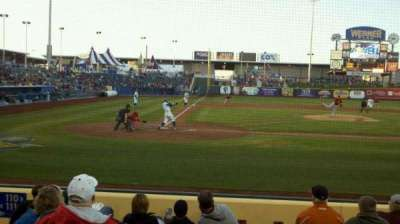 Werner Park, section: 110, row: 8, seat: 12