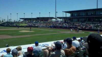 Werner Park, section: 119, row: 14, seat: 9