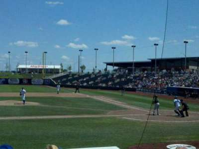Werner Park, section: 117, row: 13, seat: 6
