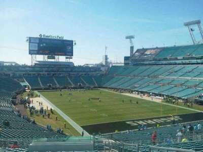 EverBank Field section 127