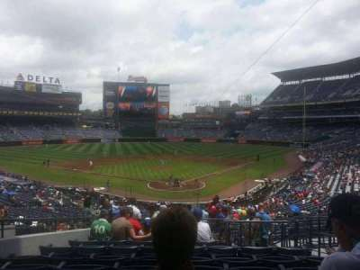 Turner Field section 202