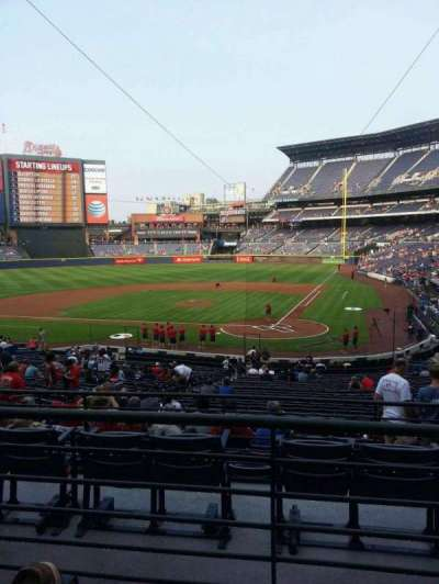 Turner Field section 206R
