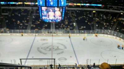 Bridgestone Arena, section: 326, row: D, seat: 17