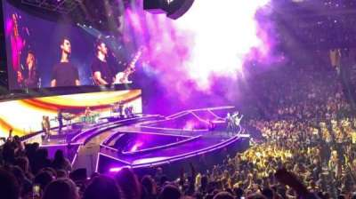Amway Center, section: 116, row: 16, seat: 9