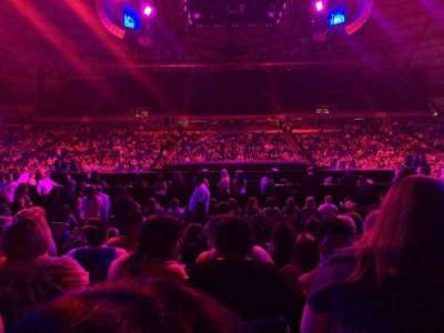 Tacoma Dome, section: 17A, row: 8, seat: 16