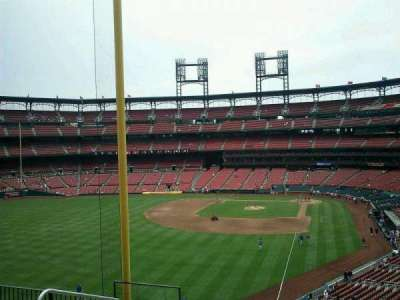 Busch Stadium section 270