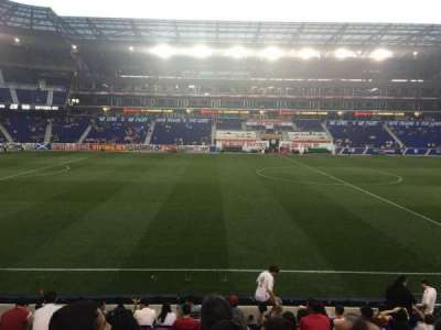 Red Bull Arena, section: 127, row: 12, seat: 10
