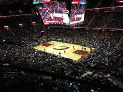 Quicken Loans Arena section 229