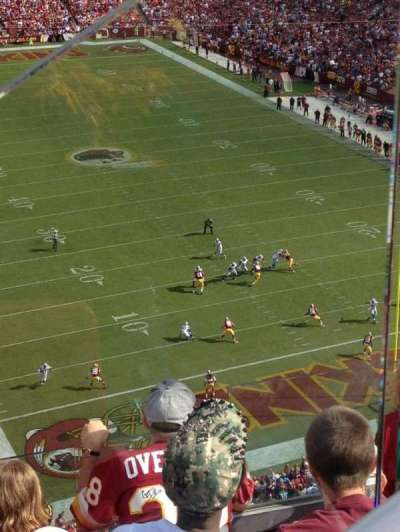 FedEx Field section 417