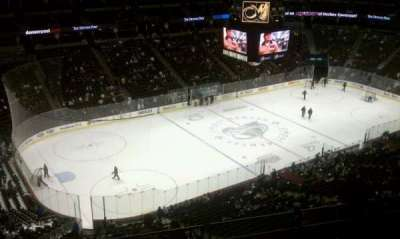Pepsi Center section 310