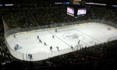 Pepsi Center, section: 310, row: 11, seat: 11