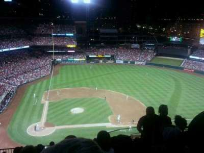Busch Stadium, section: 446, row: 10, seat: 19