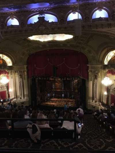 Boston Opera House section Ctr Balcony