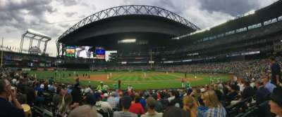 Safeco Field, section: 137, row: 17, seat: 7