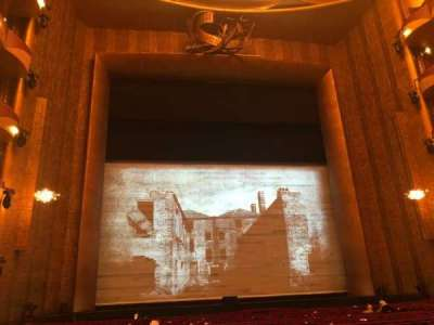 Metropolitan Opera House - Lincoln Center, section: Orchestra, row: T, seat: 101