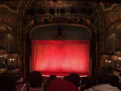 New Amsterdam Theatre section Mezzanine C