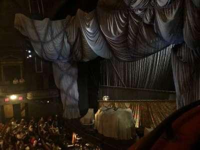 Majestic Theatre section Box