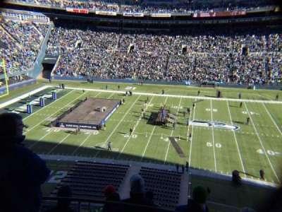 Centurylink Field, section: 335, row: F, seat: 5