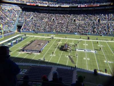 Centurylink Field, section: 335, row: F, seat: 5