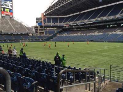CenturyLink Field section 130